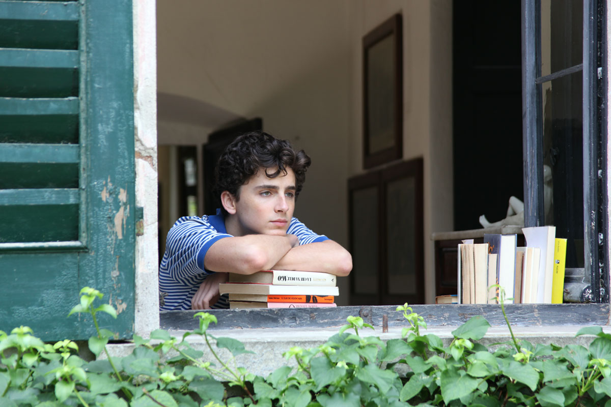 Bild für den Film Call Me by Your Name