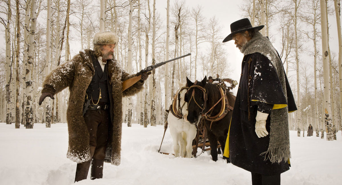 Bild für den Film The Hateful Eight